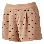 Daily Deal: LC Lauren Conrad Bow Shorts