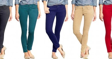 Old Navy Rockstar Cords Colors