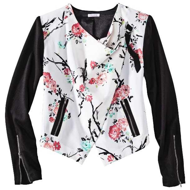 Target Floral Cherryblossom Jacket
