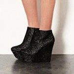 Monday Wedgie: Topshop Attik Wedge Booties