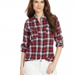 Daily Deal: Coupe Collection Plaid Utility Shirt