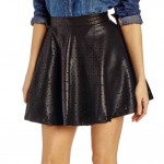 Daily Deal: Jack by BB Dakota Faux Leather Skirt