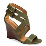 Monday Wedgie: Nine West Maureen Wedge