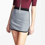 Daily Deal: Painted Threads Contrast Mini Skirt