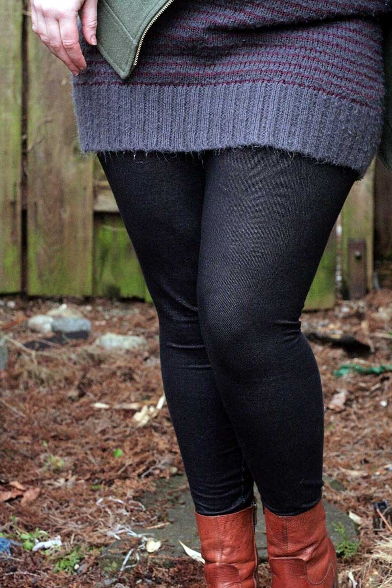 Target's Xhilaration Jeggings: A Glowing Review
