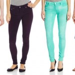Levi's 535 Jeggings: An Affordable Denim Rainbow