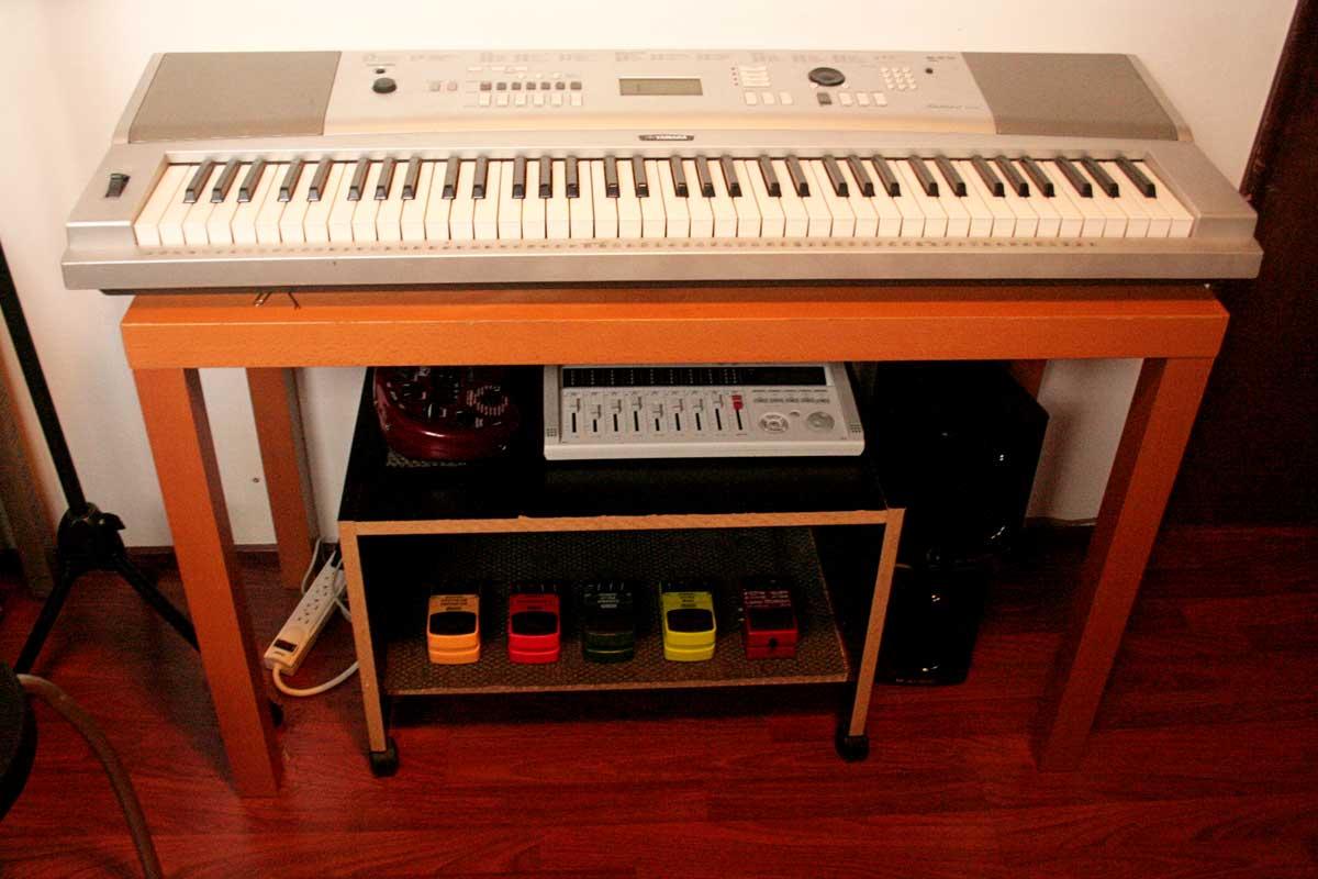 TJ Maxx Music Studio Refresher - Mobile Recording Station