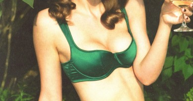 Maggie Gyllenhaal by Alice Hawkins for Agent Provocateur