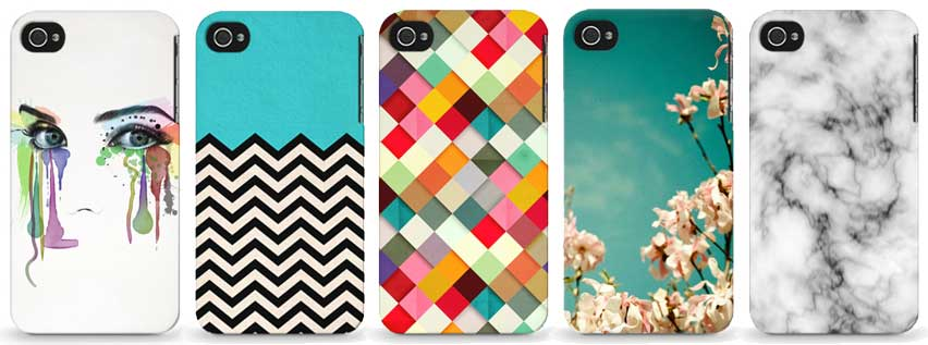 Artist Collection iPhone Cases from Caseable