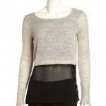 Daily Deal: A Safely Cropped Sweater & A Serious Sale