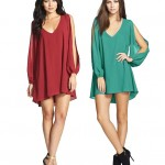 "Daily Deal: L is for Lovers ""Gracie"" Split Sleeve Dress"