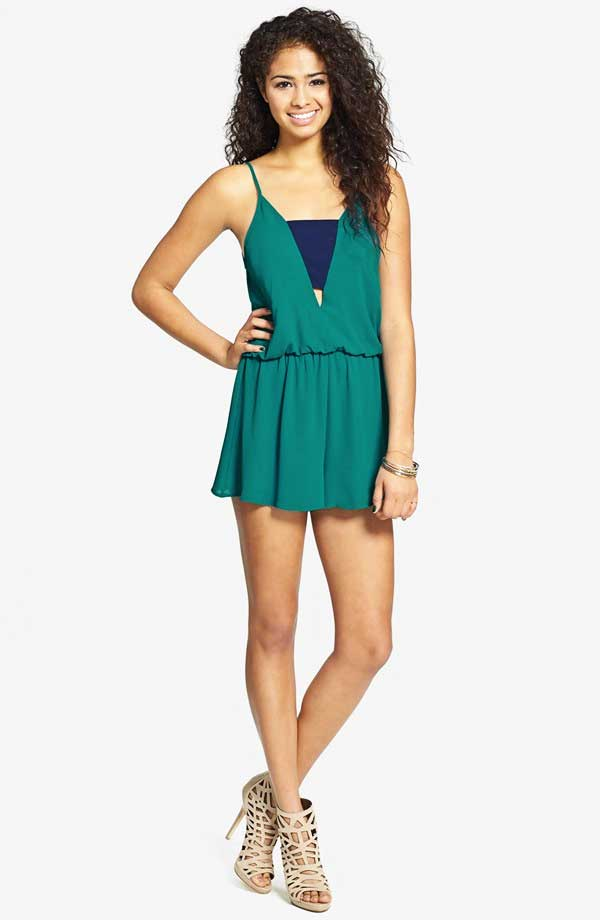 Daily Deal: Lush Colorblock Romper