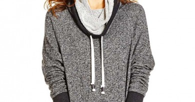 Daily Deal: Planet Gold Drawstring Sweatshirt