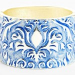 Daily Deal: Spring Street Hinged Cuff