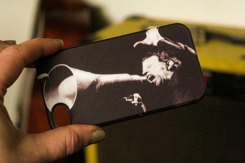Caseable Tom Waits iPhone Case