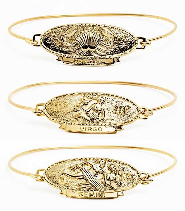 Bonnie Jonas Zodiac Bracelets