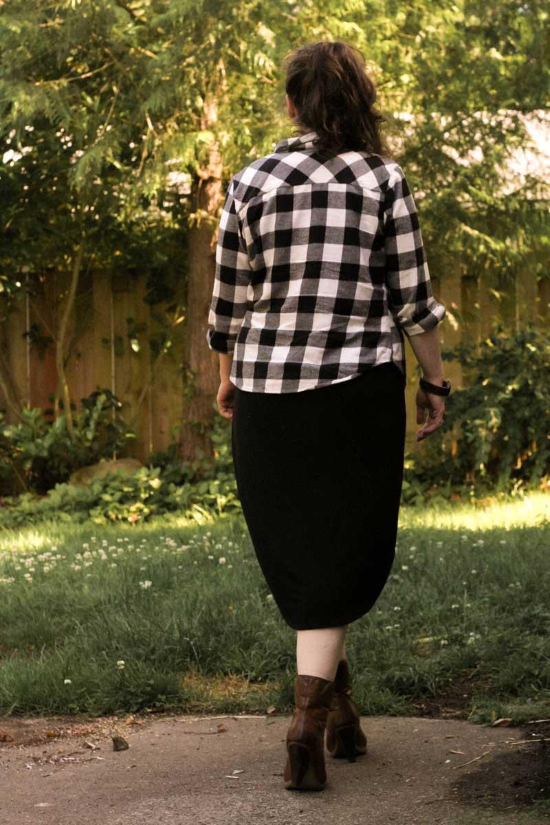 I'm Wearing: My Perfect Black Dress