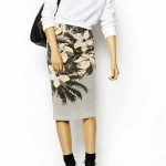 ADD: Choies Deceptively Casual Midi Skirt