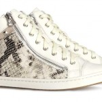 ADD: H&M Snakeskin High Tops