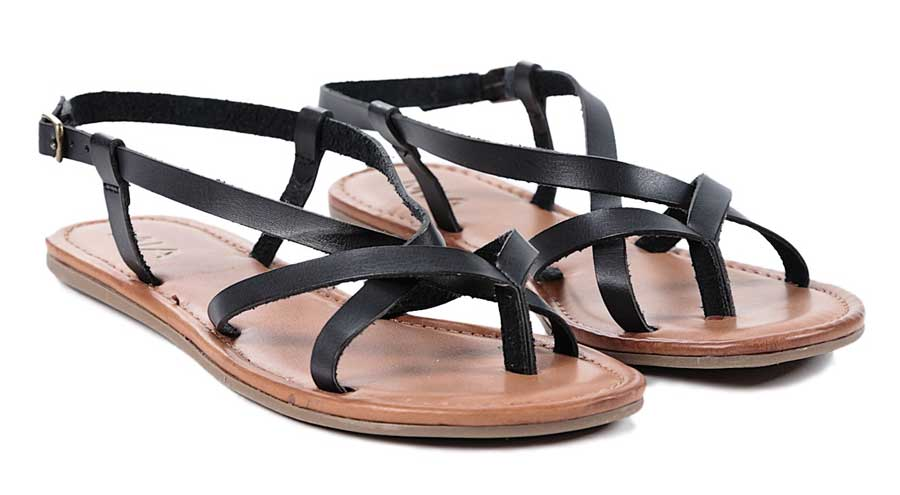 8 Flat Summer Sandals To Replace Your Flip Flops