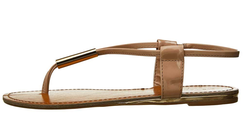 Best Minimalist Sandals: MaddenGirl Cravee Sandals