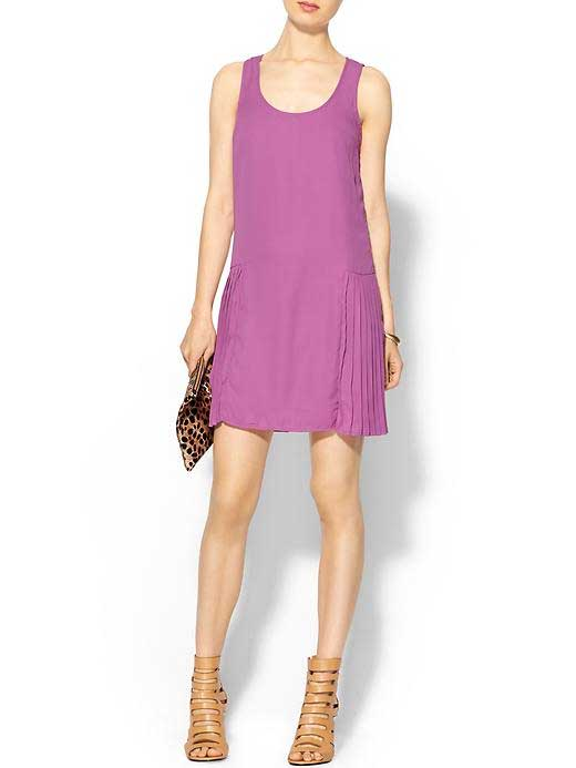 Daily Deal: Tinley Road Blake Pleated Shift Dress