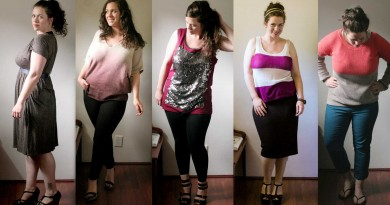 All 5 of my thredUP Outfits $62 for Everything!