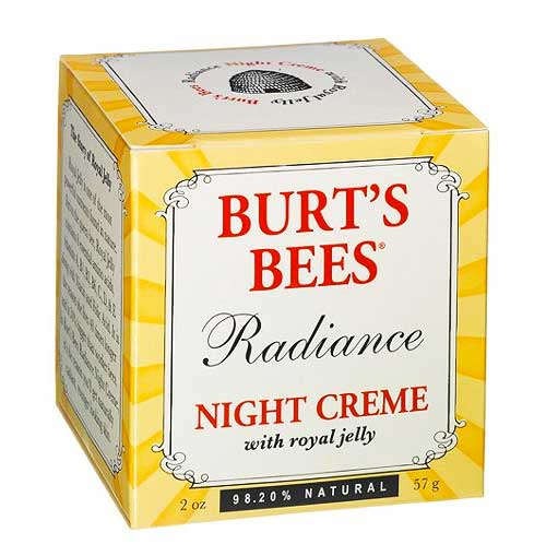 Daily Deal: Burts Bees Night Cream