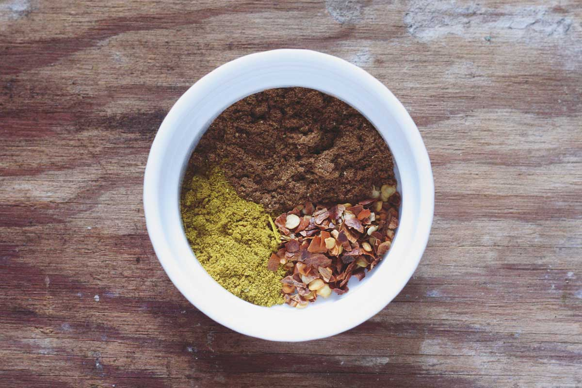 #BrokeLife Recipe: Chana Masala Spice Mix
