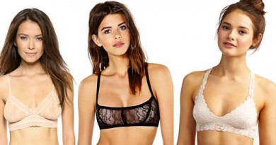 Luxurious Delicate Bralettes under $50