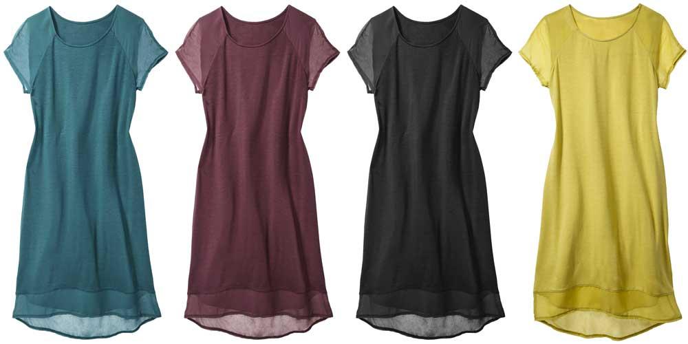 Daily Deal: Merona Chiffon Sleeve and Hem Dress