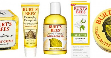 Daily Deal: Burt's Bees at Macy's