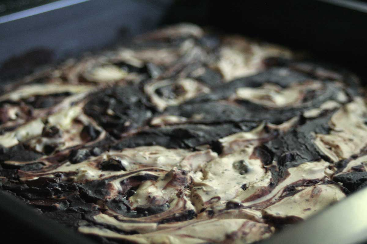 Black Bottom Black Bean Brownies