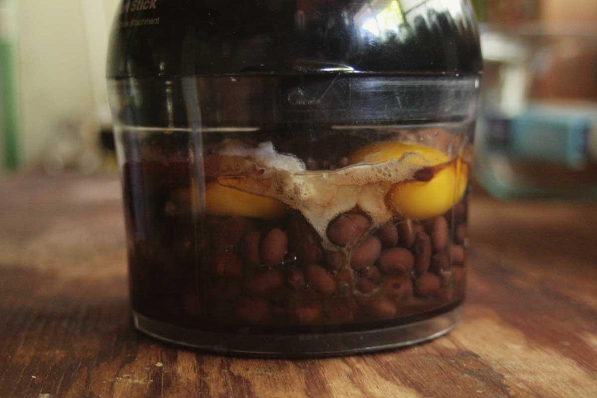 Recipe: Black Bean Black Bottom Brownies