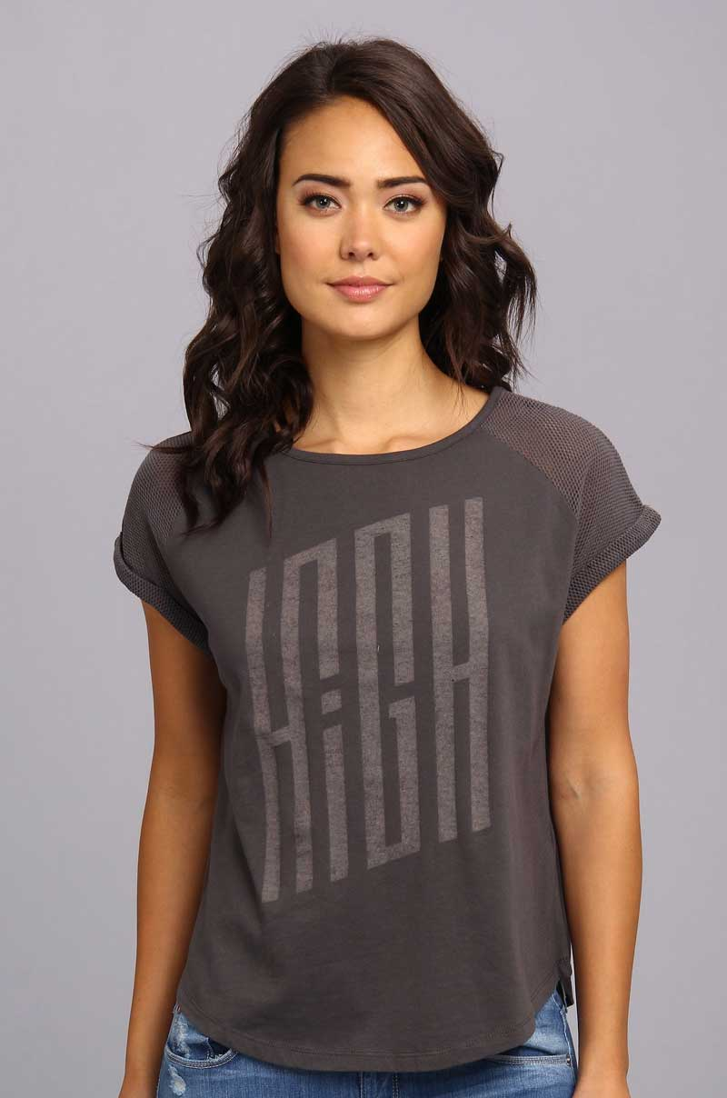Graphic Tee Club: 55DSL High Typography Tee