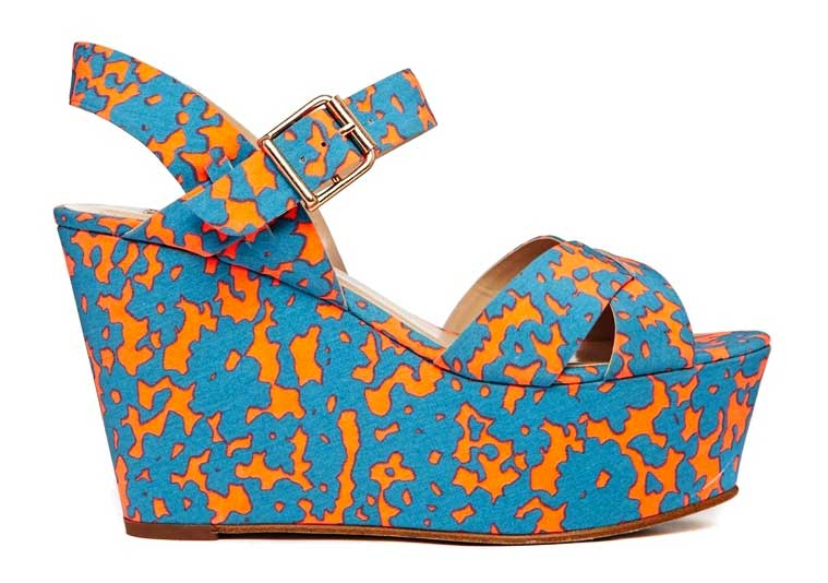 Top Wedges for Summer to Fall: ASOS Hansel Wedges