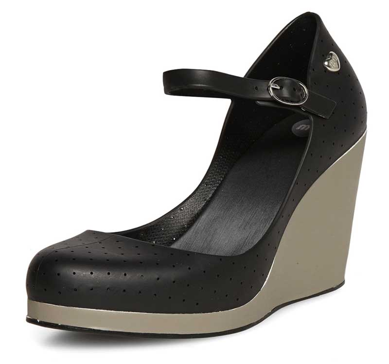 Top Wedges for Summer to Fall: Dorothy Perkins Mel Wedge Jellies