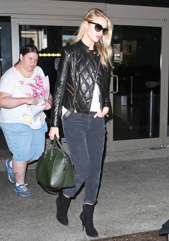 Rosei Huntington Whitely - Dark Green Bag