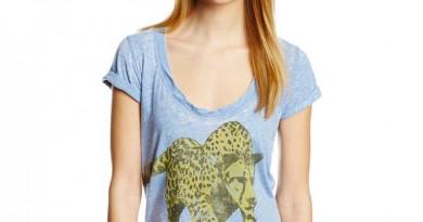Graphic Tee Club: Signorelli Cheetah Print Tee