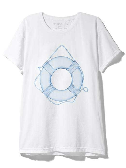 Graphic Tee Club: Sincerely Jules Lifering Tee