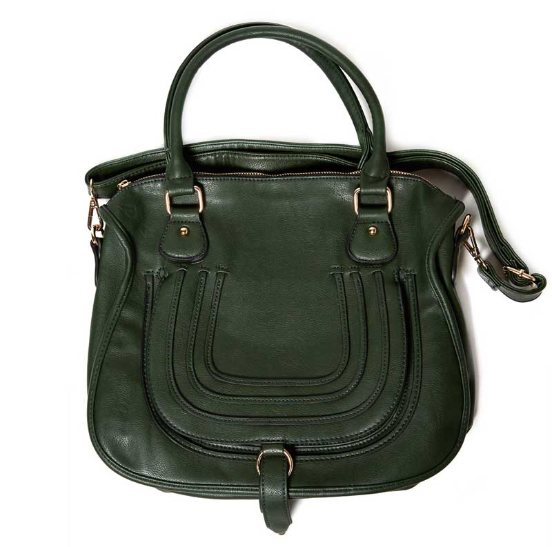 Two Tassel Satchel from Dor L'or on Shoptiques