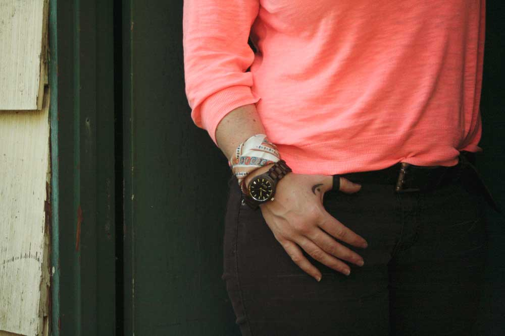 JORD Wood Watch Giveaway - $120 Value!