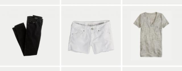 Would You Wear: A Capsule Wardrobe?