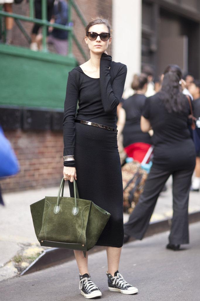 Olive Green Celine Bag