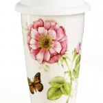 (A)DD: Lenox Porcelain Travel Mug