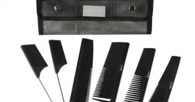 Sally Beauty Supply Comb Set