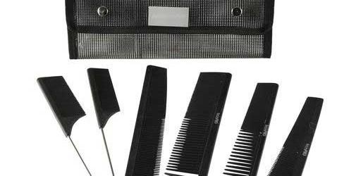 Sally Beauty Supply Comb Set