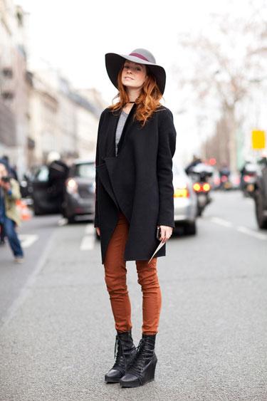 Fall Fashion Wish List: Burnt Orange
