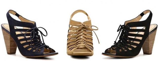 Crown Vintage Wallflower Heels