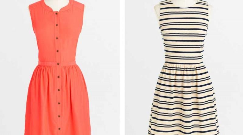 J-Crew Factory Dresses